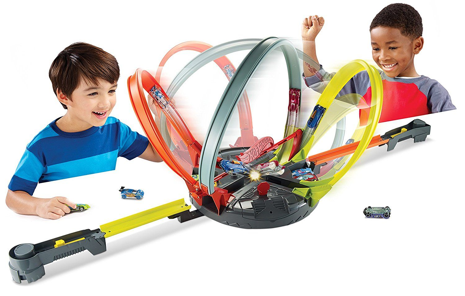 Hot Wheels FDF26 Roto Revolution Track Set