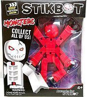 Набор 3 Stikbot Monsters